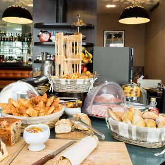 Hotel Elysees Bassano - Paris - Buffet
