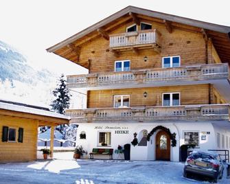 Hotel-Pension Heike - Kitzbühel - Building