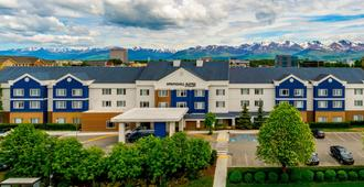 Springhill Suites Anchorage Midtown - Anchorage - Bina