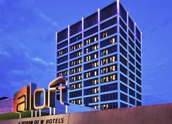 Aloft Tulsa Downtown - Tulsa - Building
