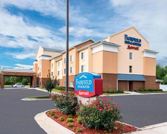 Fairfield Inn & Suites Marianna - Marianna - Building