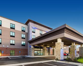 Holiday Inn Express & Suites Atchison - Atchison - Gebäude