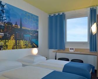 B&B Hotel Aachen-Würselen - Wurselen - Спальня