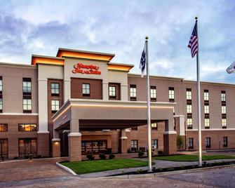 Hampton Inn & Suites/Foxborough/Mansfield - Foxborough - Building