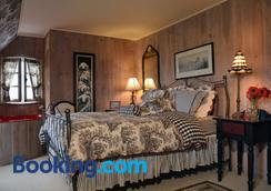 Le Petit Clocher,Gîte Touristique, B&B - Saint-Sauveur - Bedroom