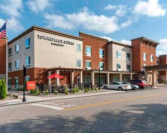 TownePlace Suites by Marriott Louisville North - Jeffersonville - Building