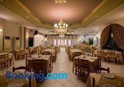 Faros Luxury Suites - Marathopolis - Restaurant