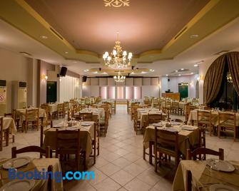 Faros Luxury Suites - Marathopolis - Restaurant