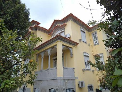 Hotel Porto Nobre - Porto - Toà nhà