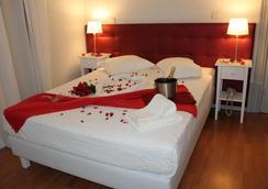 Hotel Porto Nobre - Porto - Phòng ngủ