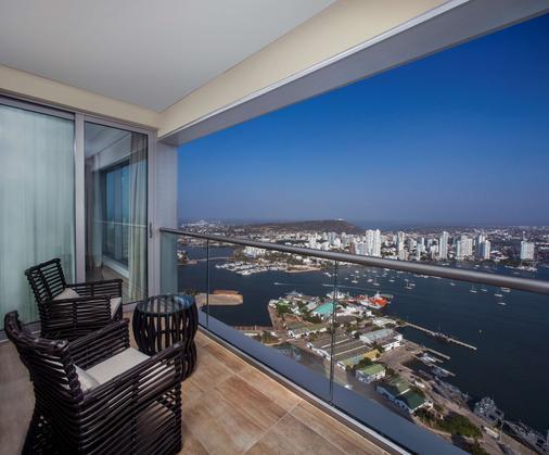 Hyatt Regency Cartagena - Cartagena - Balkon