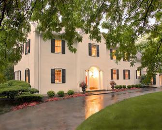10 Fitch Luxurious Romantic Inn - Auburn - Building