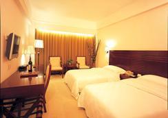 Guangzhou Haitao Hotel - Guangzhou - Bedroom