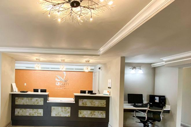 Quality Inn - Harlingen - Front desk