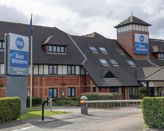 Best Western Nottingham Derby - Nottingham - Κτίριο