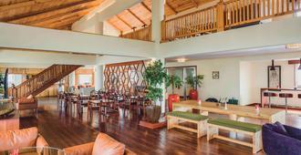 Mövenpick Hotel & Residences Nairobi - נאירובי - מסעדה