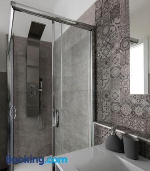 B&B Vittoria - Gallipoli - Phòng tắm