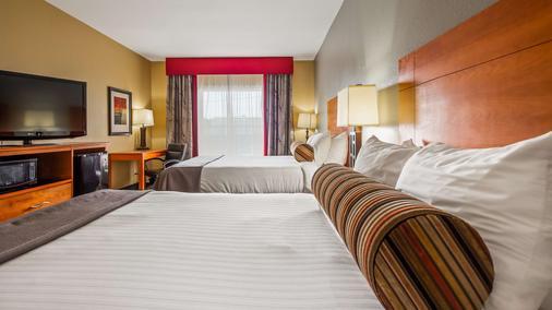 Best Western Plus Jackson Downtown-Coliseum - Jackson - Bedroom