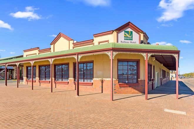 Quality Inn Railway - Kalgoorlie-Boulder - Edificio