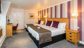 Aberdeen Douglas Hotel - Aberdeen - Bedroom