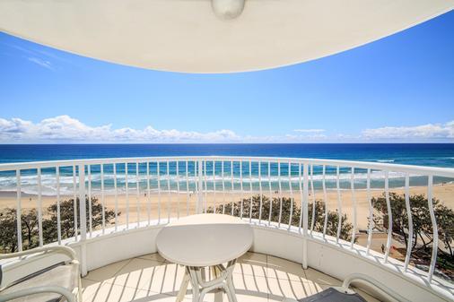 Olympus Apartments - Surfers Paradise - Balcony