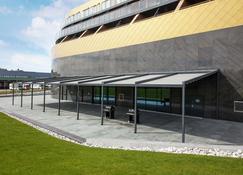 Scandic Flesland Airport - Берген - Будівля
