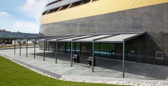 Scandic Flesland Airport - Bergen - Building