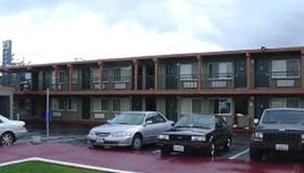 Sequoia Inn - Редвуд-Сити - Здание