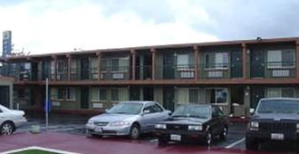 Sequoia Inn - Redwood City - Building
