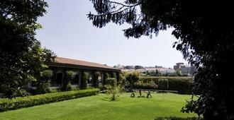 Hotel Virxe Da Cerca By Pousadas De Compostela - Santiago de Compostela - Vista externa