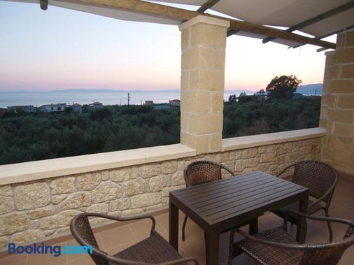 Kolokotronis Hotel & Spa - Stoupa - Balkon