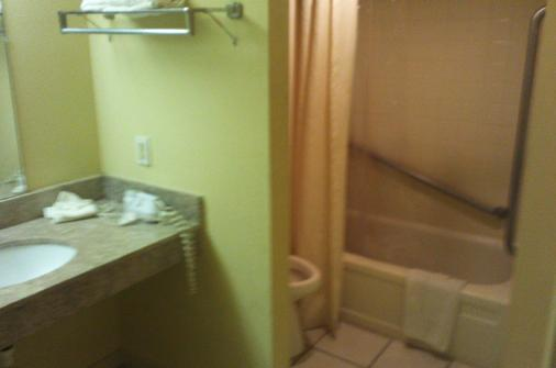Atlanta Airport Hotel - Forest Park - Bathroom