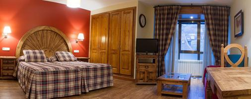 Gran Chalet Hotel - Viella - Κρεβατοκάμαρα