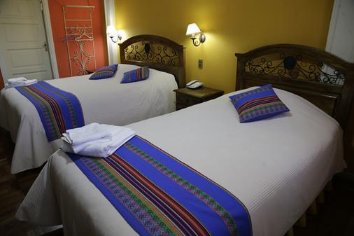 Estrella Andina - La Paz - Bedroom