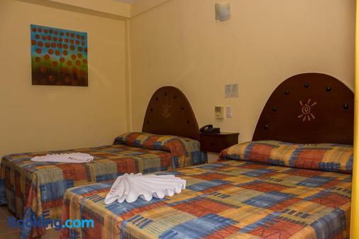Hotel Mocali - Puerto Vallarta - Κρεβατοκάμαρα