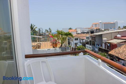 Hotel Mocali - Puerto Vallarta - Μπαλκόνι