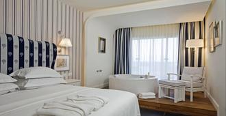 Shalom Hotel & Relax - an Atlas Boutique Hotel - Tel Aviv - Schlafzimmer