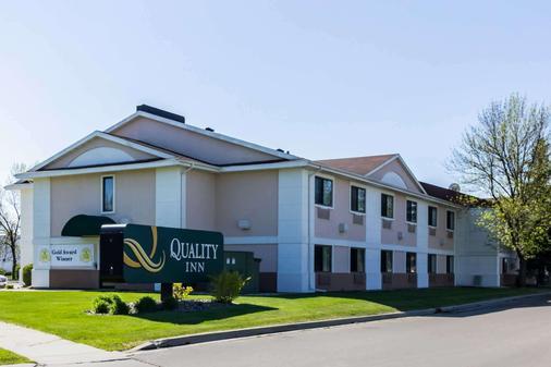 Quality Inn - Grand Forks - Building