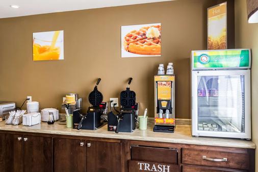 Quality Inn - Grand Forks - Buffet