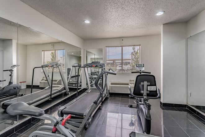 Studio 6 Dallas - Tx - Dallas - Gym