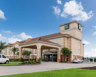 Quality Inn and Suites - Houma - Edificio