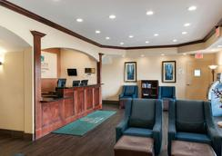 Quality Inn and Suites - Houma - Lobby