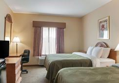 Quality Inn and Suites - Houma - Bedroom