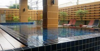 Prom Ratchada Hotel - Bangkok - Piscina