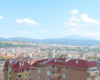 City Hotel Blagoevgrad - Blagojevgrad - Venkovní prostory