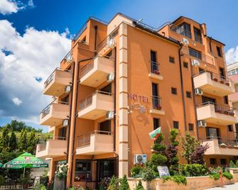City Hotel Blagoevgrad - Blagoëvgrad - Gebouw