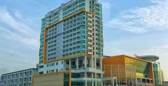 峇里巴板瑞雅酒店 - 峇里巴板 - 峇里巴板 - 建築
