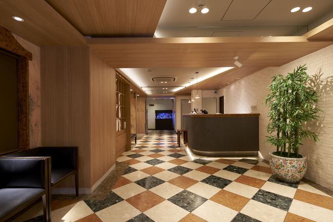 上野第一城市飯店 - 東京 - 櫃檯