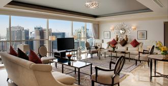 Grand Millennium Dubai - Dubai - Living room