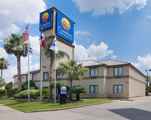 Comfort Inn & Suites Houston West-Katy - Katy - Building